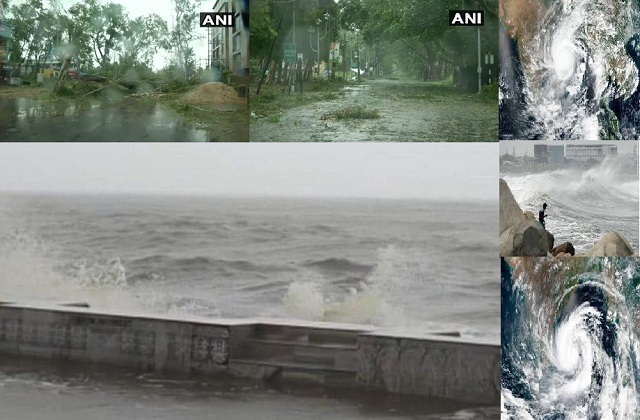 amphan-cyclone-live-updates-cyclonic-storm-in-odisha-west-bengal-and-weather-updates-in-hindi