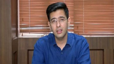 Raghav Chadha criticize RML Hospital for erroneous COVID positive test results-1