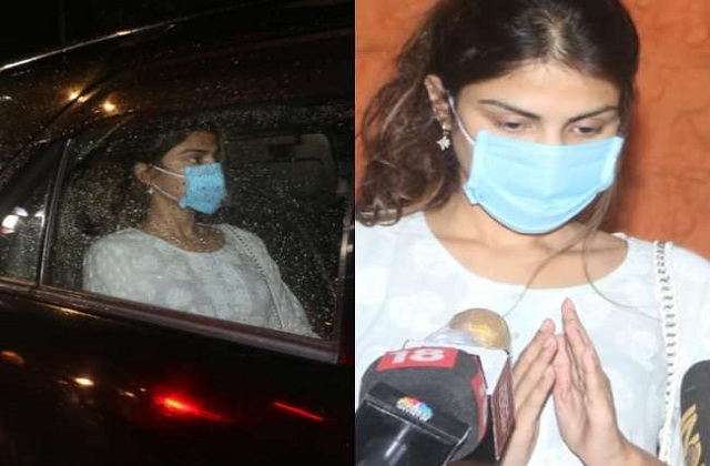 Sushant Singh Rajput Case latest update: Rhea Chakraborty arrested in drugs case by NCB