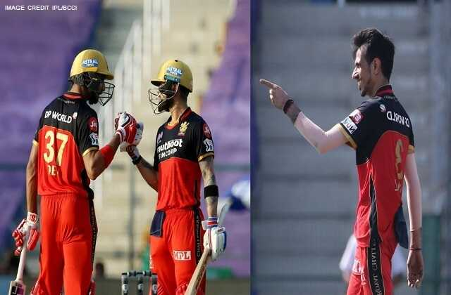 highlights royal-challengers-bangalore-beat-rajasthan-royals-by-8-wicket man-of-the-match-chahal, IPL 2020 15th Match :राजस्थान 154/6, बैंगलोर 158/2, RCB ने 8 विकेट से राजस्थान को हराया
