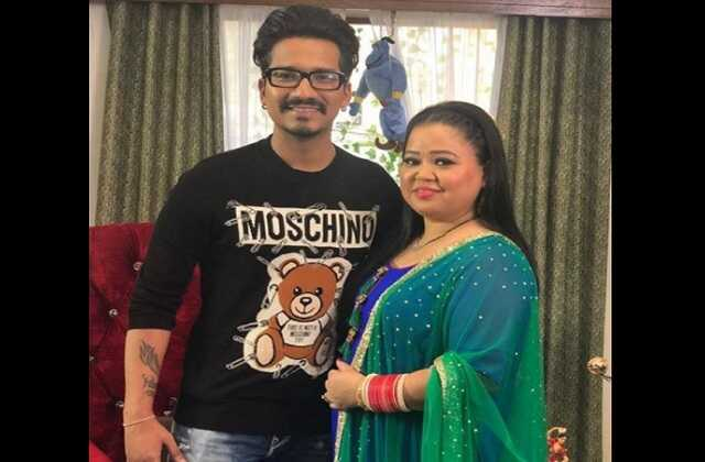 comedian-bharti-husband-harsh-limbachiyaa-also-arrested-by-ncb-after-15-hour-questioning-bollywood-drugs-case, कॉमेडियन भारती के बाद पति हर्ष भी गिरफ्तार