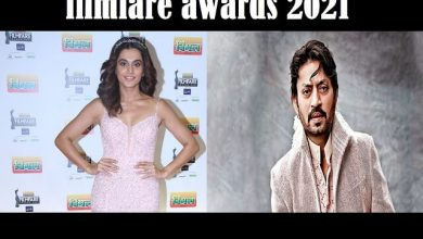 Filmfare Awards 2021 complete list in Hindi-Taapsee Pannu best actress-Irrfan Khan best actor wins (1)