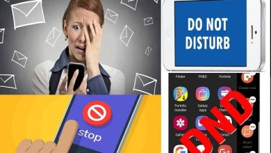How to relief from unwanted calls-SMS with DND Mode-Tips to activate Do Not Disturb Mode