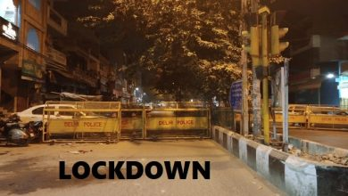 Delhi lockdown extended till 17 May-metro services also closed-know what open-shut-1-min